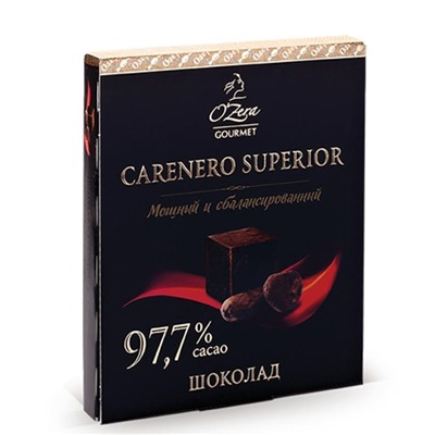 Carenero Superior 97,7% 90 гр