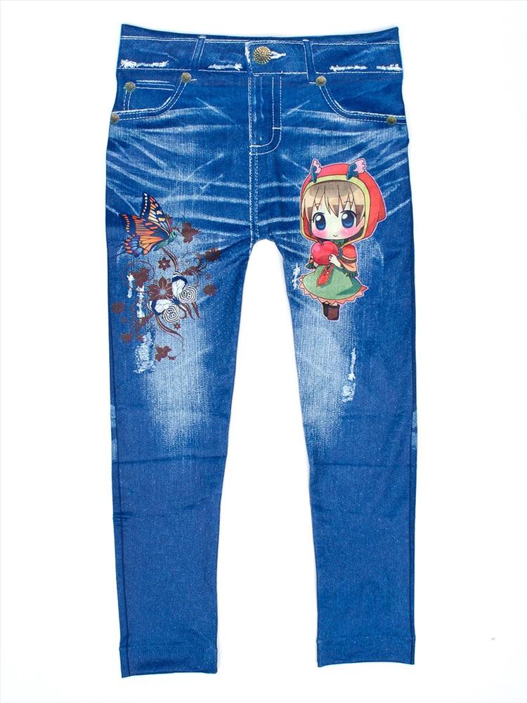 Лосины джинсы с доставкой