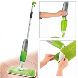 Швабра с распылителем HEALTHY SPRAY MOP DELUXE
