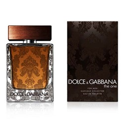 Dolce&Gabbana - The one for Men Baroque Collector, 100 ml