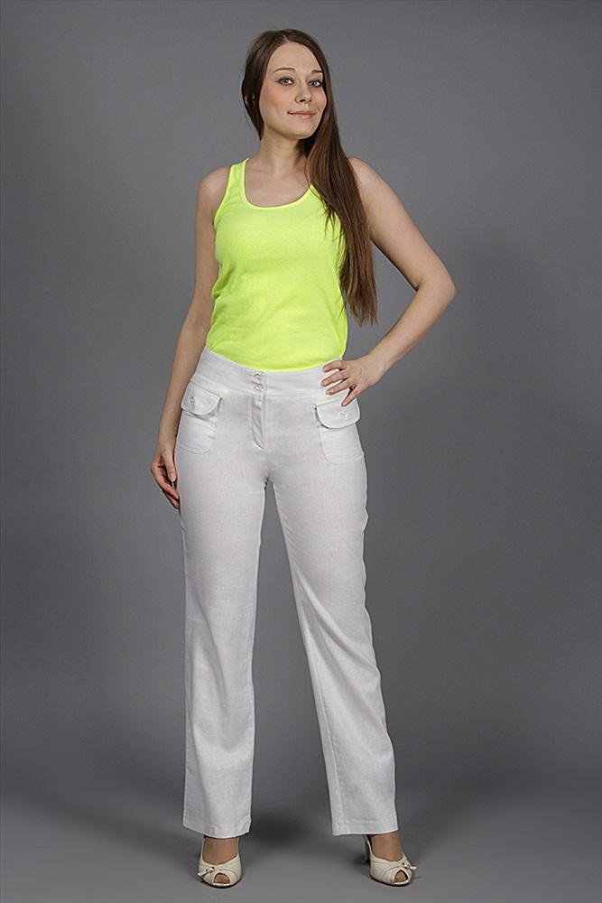 Льняные брюки женские с доставкой