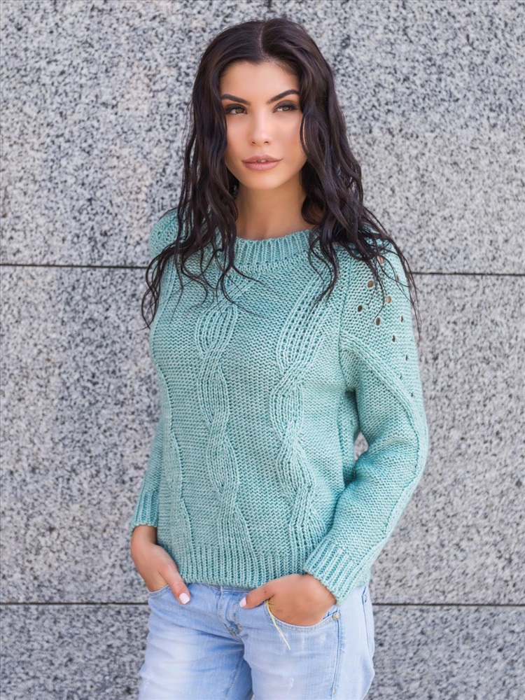 Фото женского свитера 74