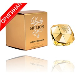 Пробник парфюма Paco Rabanne Lady Million, 5мл